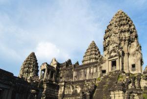 Ancient city of Angkor Wat